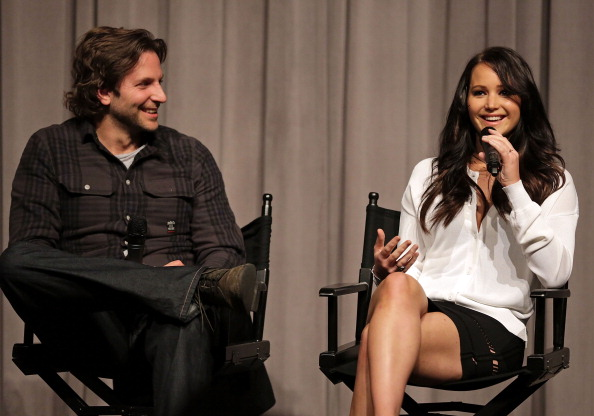 """Public Events — Special screening of """"Silver Linings ... Bradley Cooper Weight"""