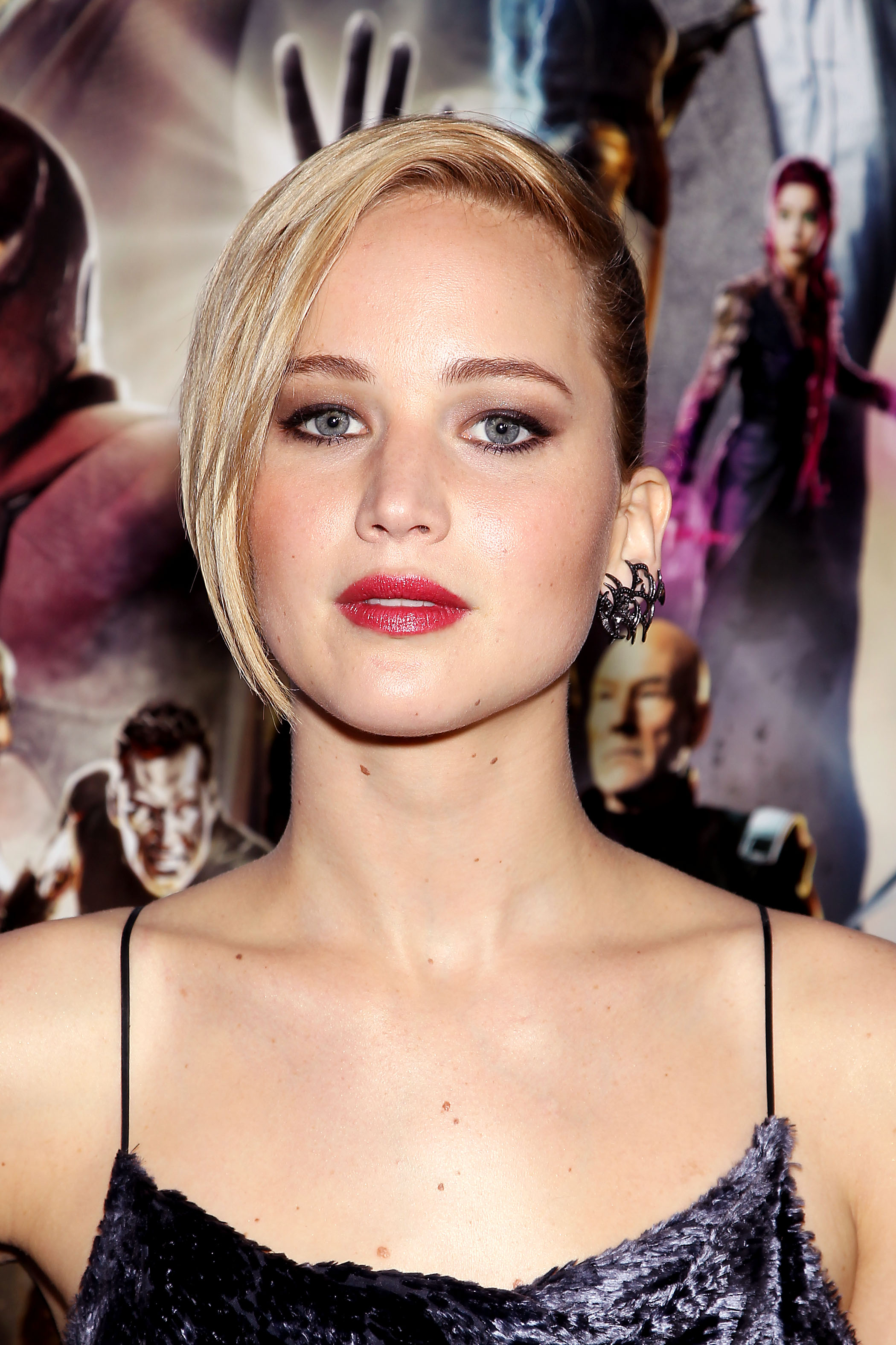 JENNIFER LAWRENCE at The Silver Linings Playbook Photocall