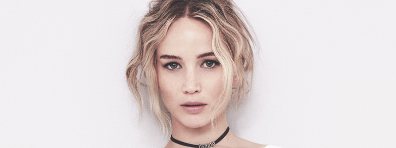Jennifer Lawrence's the new face of Dior's first fragrance in 20 years