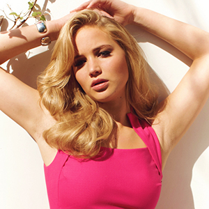 Jennifer Lawrence for Flare Magazine